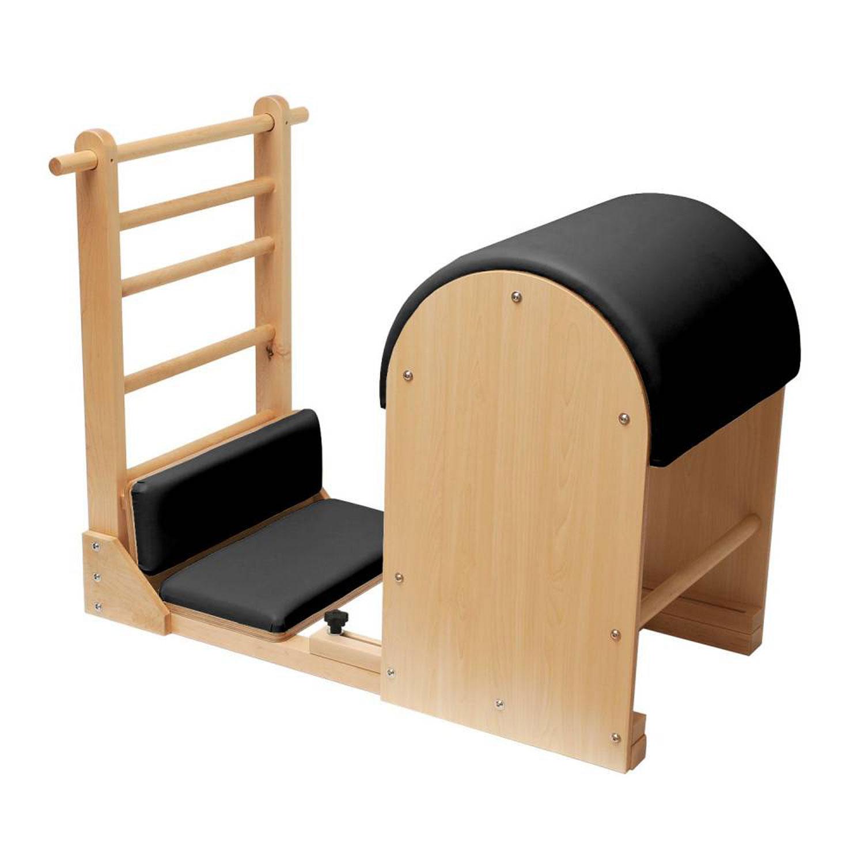 精英款 普拉提梯桶 Pilates Wood Ladder Barrel