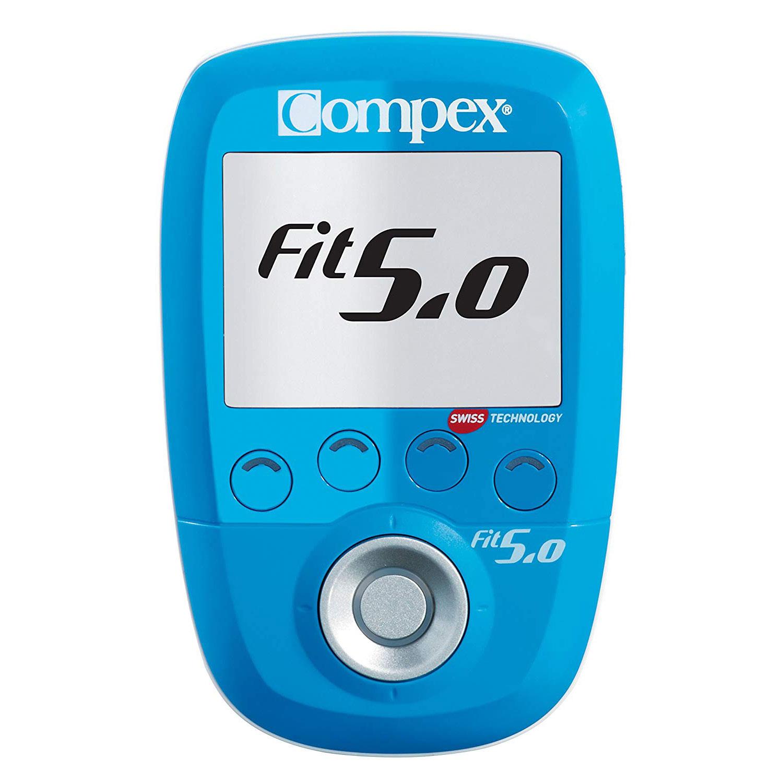 原装进口正品 COMPEX FIT 5.0 无线肌肉电刺激器 运